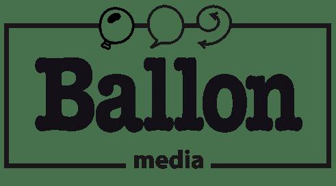 Ballon Media stripverhalen boeken
